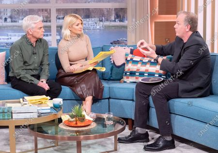 Editorial picture of 'This Morning' TV show, London, UK - 11 Feb 2020