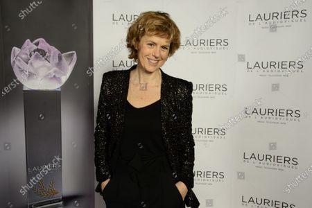 Editorial photo of Lauriers de L'Audiovisuel, France - 10 Feb 2020
