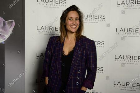 Editorial image of Lauriers de L'Audiovisuel, France - 10 Feb 2020