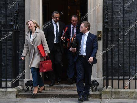 Editorial image of Boris Johnson statement to the Houses of Parliament, London, United Kingdom - 11 Feb 2020