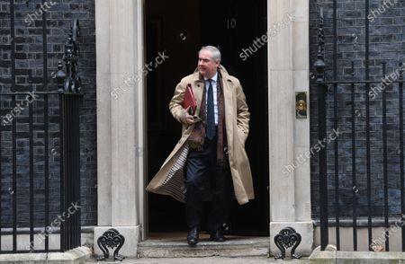 Editorial photo of Boris Johnson statement to the Houses of Parliament, London, United Kingdom - 11 Feb 2020