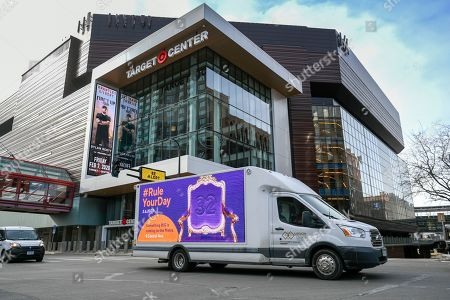 Metro by T-Mobile billboards around Minneapolis tease an appearance with Karl-Anthony Towns on . Karl-Anthony Towns made the appearance at a local Metro store to help announce his partnership as part of Metro's new #RuleYourDay campaign