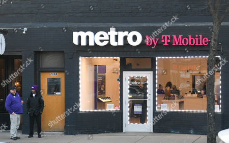 Karl-Anthony Towns surprises unsuspecting customers as an employee at a Metro by T-Mobile store on in Minneapolis. Karl-Anthony Towns made the appearance to help announce his partnership as part of Metro's new #RuleYourDay campaign