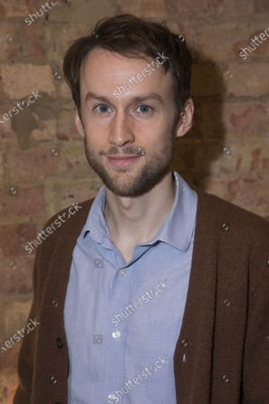 Stock Photo of Mark Arends (Nathan 1/2/3)