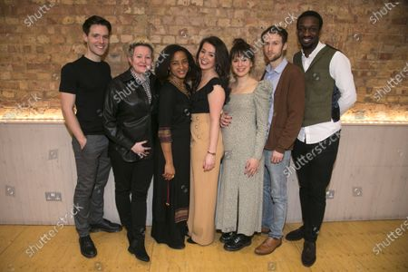 Editorial photo of 'Nora: A Dolls House' play, After Party, London, UK - 11 Feb 2020