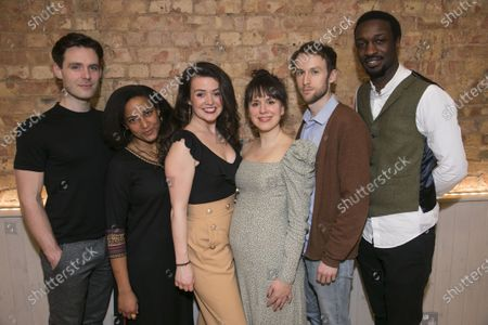 Editorial picture of 'Nora: A Dolls House' play, After Party, London, UK - 11 Feb 2020