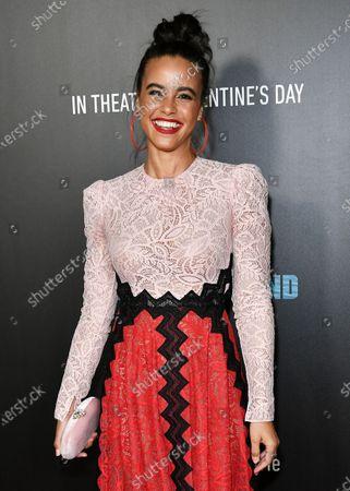 Editorial picture of 'Fantasy Island' film premiere, Arrivals, AMC Century Center 15, Los Angeles, USA - 11 Feb 2020