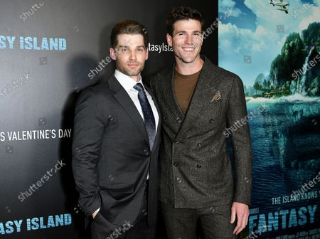 Mike Vogel and Austin Stowell