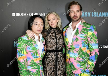 Editorial picture of 'Fantasy Island' film premiere, Arrivals, AMC Century Center 15, Los Angeles, USA - 11 Feb 2020