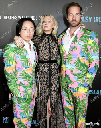 Editorial photo of 'Fantasy Island' film premiere, Arrivals, AMC Century Center 15, Los Angeles, USA - 11 Feb 2020