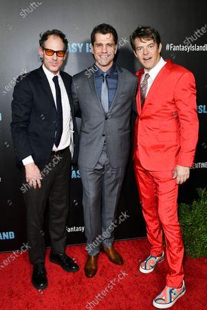 Sanford Panitch, Jeff Wadlow and Jason Blum