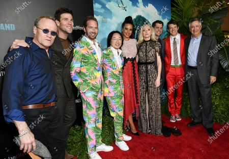 Editorial image of 'Fantasy Island' film premiere, Arrivals, AMC Century Center 15, Los Angeles, USA - 11 Feb 2020