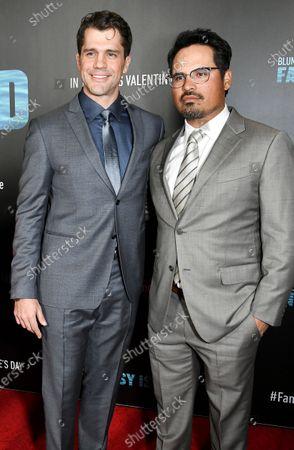 Jeff Wadlow and Michael Pena