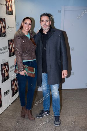 Rosario Mohedano and guest