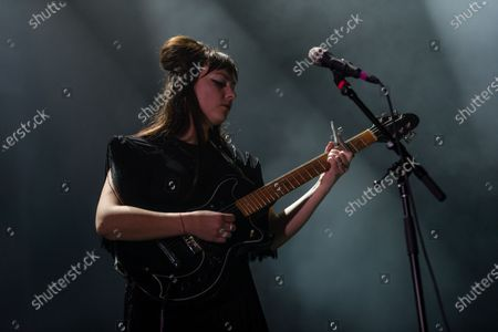 Stock Photo of Angel Olsen