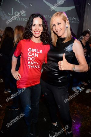 Editorial photo of 'Women For Women International' charity dance event, London, UK - 11 Feb 2020