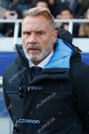 Vissel Kobe coach Thorsten Fink