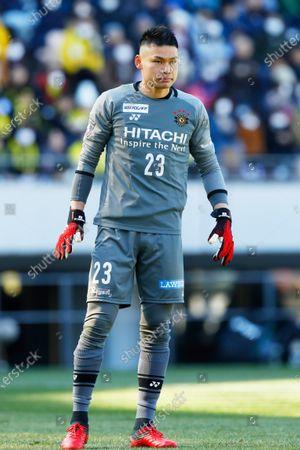 Editorial image of JEF United v Kashiwa Reysol, Pre-season friendly, Football, Fukuda Denshi Arena, Chiba, Japan - 09 Feb 2020