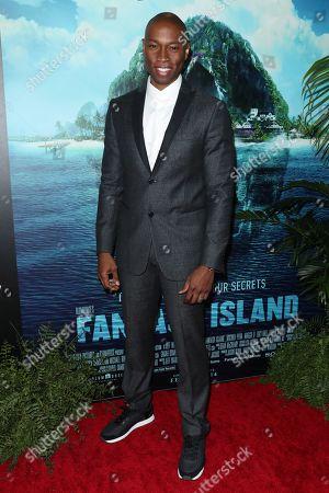 Editorial photo of 'Fantasy Island' film premiere, Arrivals, AMC Century Center 15, Los Angeles, USA - 11 Feb 2020