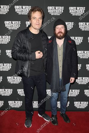 Michael Shannon and John Gallagher Jr