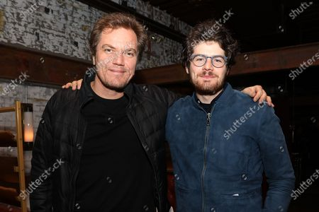 Michael Shannon and Daniel Roher (Director)