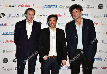 Francois Ozon and guests