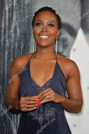 Stock Photo of DeWanda Wise