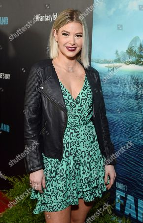 Ariana Madix at the Los Angeles premiere of Columbia Pictures BLUMHOUSE'S FANTASY ISLAND