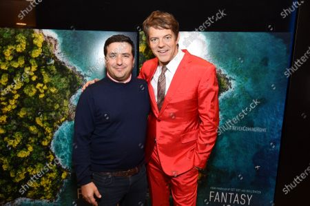 Editorial image of Los Angeles premiere of Columbia Pictures BLUMHOUSE'S FANTASY ISLAND, AMC Century Center 15, Los Angeles, USA - 11 Feb 2020
