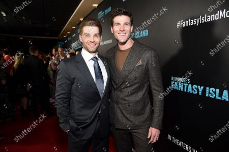 Editorial photo of Los Angeles premiere of Columbia Pictures BLUMHOUSE'S FANTASY ISLAND, AMC Century Center 15, Los Angeles, USA - 11 Feb 2020