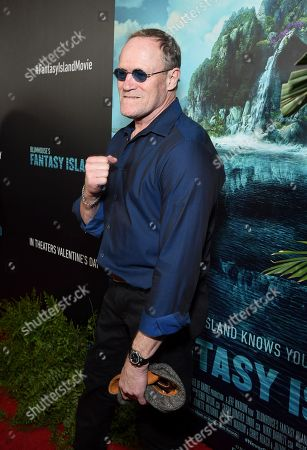 Michael Rooker at the Los Angeles premiere of Columbia Pictures BLUMHOUSE'S FANTASY ISLAND