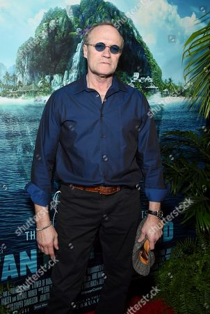 Michael Rooker at the Los Angeles premiere of Columbia Pictures' BLUMHOUSE'S FANTASY ISLAND.