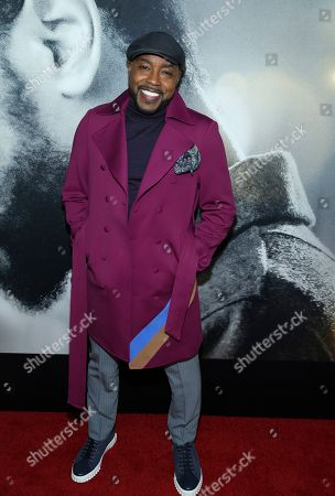 """Stock Photo of Will Packer attends the world premiere of """"The Photograph"""" at the SVA Theatre, in New York"""
