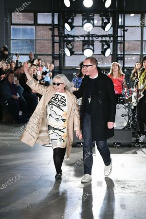 Editorial picture of Coach show, Runway, Fall Winter 2020, New York Fashion Week, USA - 11 Feb 2020