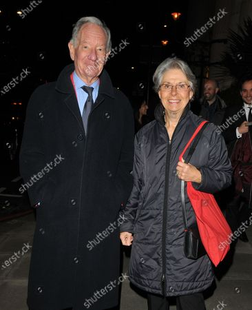 Editorial image of The Radio Times Covers Party, London, UK - 11 Feb 2020