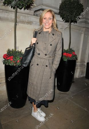Stock Photo of Sophie Raworth