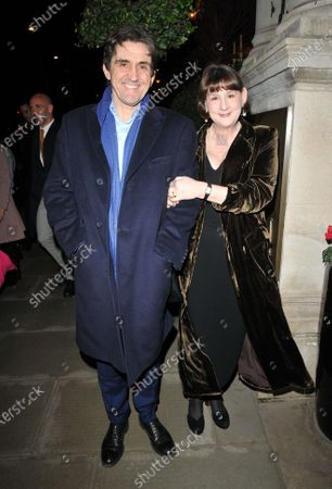 Stephen McGann and Heidi Thomas