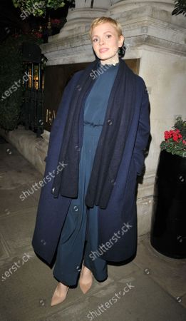 Editorial picture of The Radio Times Covers Party, London, UK - 11 Feb 2020