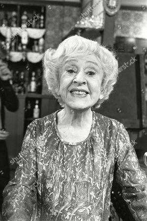 Annie Walker, as played by Doris Speed
