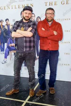 fisHC0p and Guy Ritchie