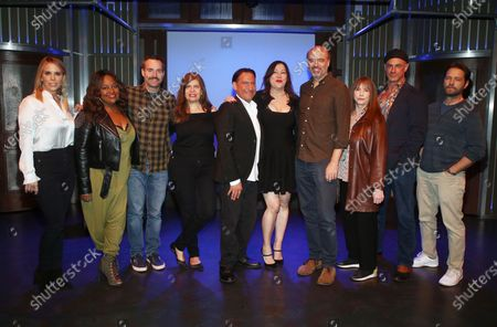 Editorial image of 'Celebrity Autobiography' play photocall, Los Angeles, USA - 11 Feb 2020