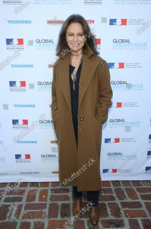 Editorial image of World Cinema Awards ceremony, Los Angeles, USA - 10 Feb 2020