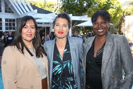 Jacqueline Lyanga, Chelsea Cohen, Jasmine Jaisinghani