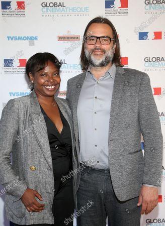 Jacqueline Lyanga, Husband