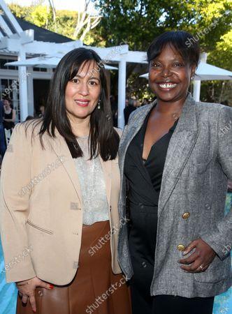 Jacqueline Lyanga, Jasmine Jaisinghani
