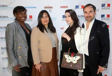 Jacqueline Lyanga, Jasmine Jaisinghani, Elena Alexandra, Patrice Courtaban