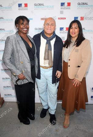 Jacqueline Lyanga, Nigel Daly, Jasmine Jaisinghani