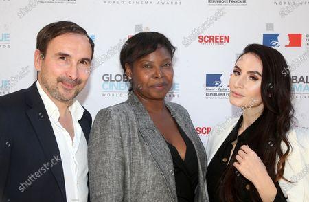 Patrice Courtaban, Jacqueline Lyanga, Elena Alexandra