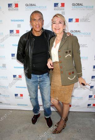 Editorial photo of World Cinema Awards ceremony, Los Angeles, USA - 10 Feb 2020