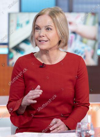 Editorial image of 'Good Morning Britain' TV show, London, UK - 12 Feb 2020
